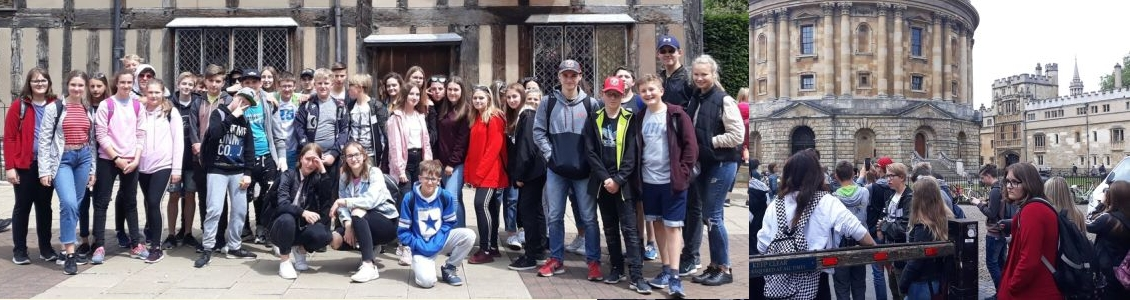 Exkurze do Anglie 2019